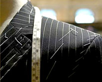 Bespoke tailoring - made to measure
